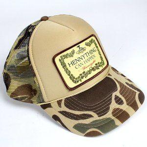HENNYTHING CAN HAPPEN TONIGHT Cap Hat